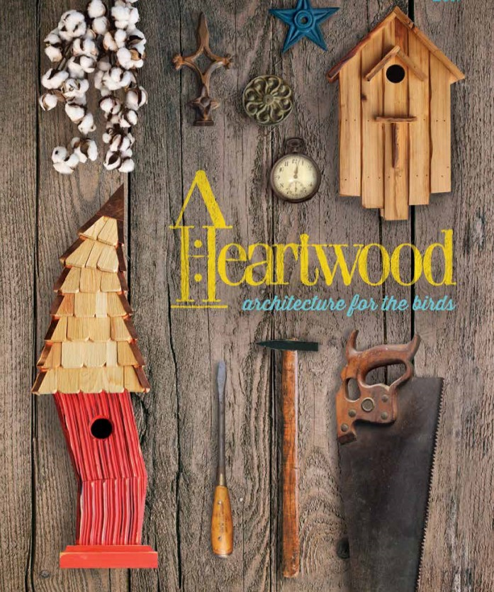 heartwood architecture for the birds