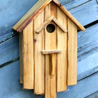 New Creations 2017 Heartwood Birdhouses